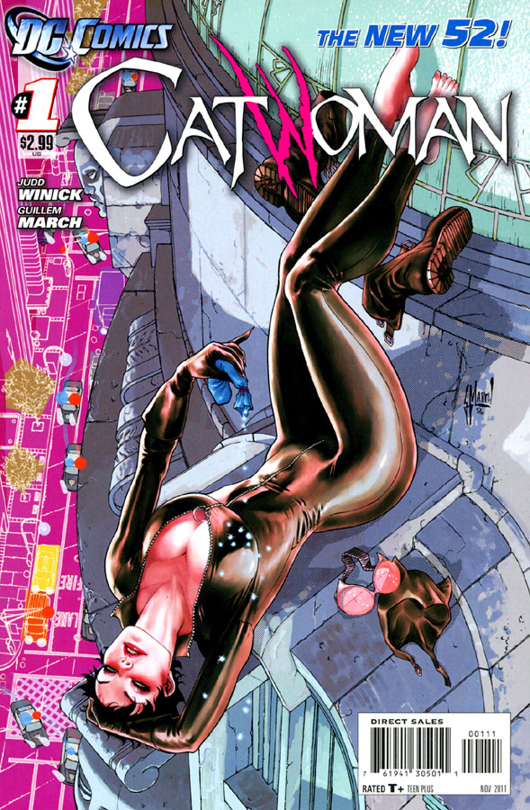 Catwoman Rule 34